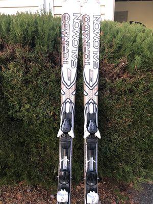 Salomon Tornado Ti skis (173cm) for Sale in Rockville, MD