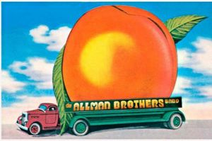 The Allman Brothers - Eat A Peach for Sale in Chicago, IL