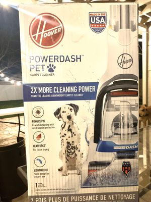 Steam Vacuum Carpet Cleaner Pet Deep Rug Shampooer Upright Lightweight Machine for Sale in San Bernardino, CA