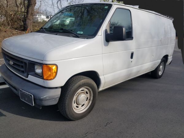2006 Ford E-150 cargo van parts