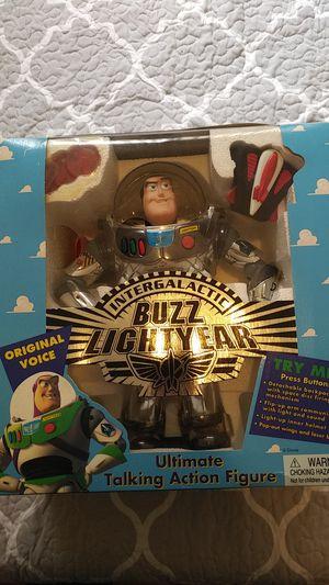 Intergalactic Buzz Lightyear Action figure for Sale in Los Angeles, CA
