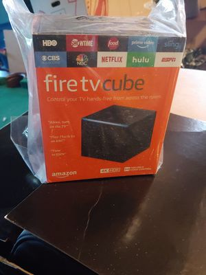 Fire tv cube for Sale in Portland, OR