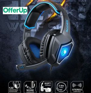 Gamers headphones for Sale in Dowling Park, FL