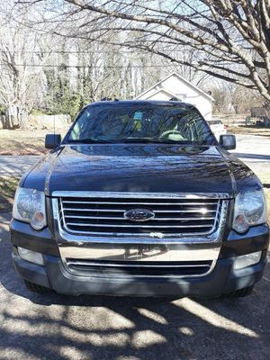 2007 Ford Explore Eddie Bauer edition for Sale in Morganton, NC