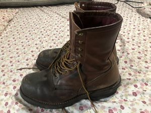 9 1/2 Red Wing boots for Sale in Alexandria, OH