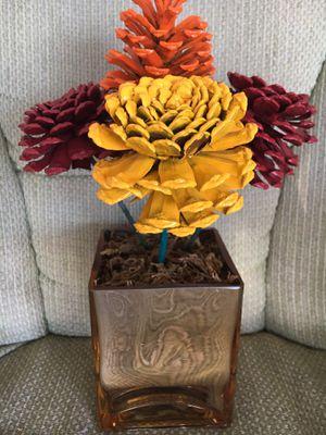 Fall floral arrangement for Sale in Alvarado, TX