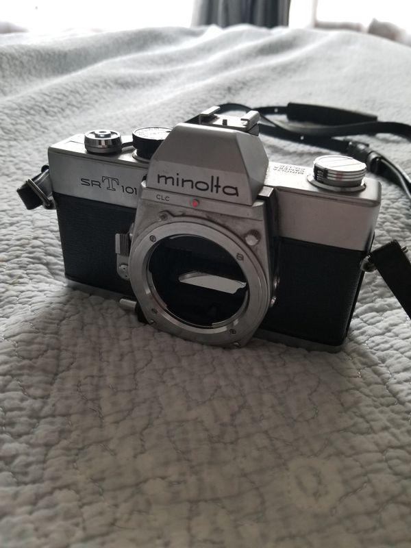 Vintage 35mm camera lot