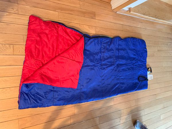 Sleeping bag, Adult size