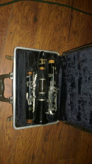 Bundy clarinet for Sale in Tuscaloosa, AL