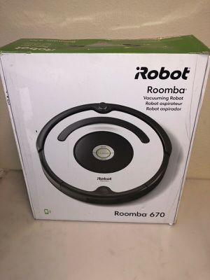 iRobot roomba 670 for Sale in Vinton, VA