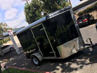 2018 6x10 ENCLOSED TRAILER. for Sale in Hawthorne,  CA