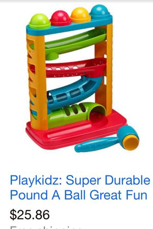 Play Kids ball game for Sale in Bellevue, WA