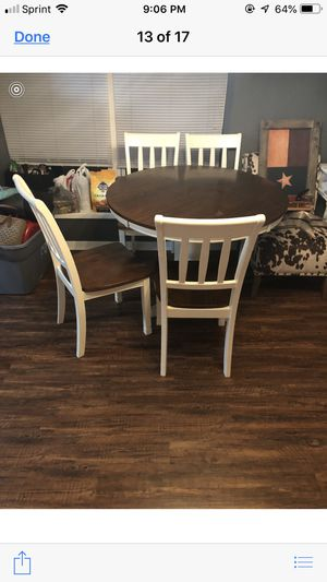 Kitchen Table for Sale in Sachse, TX