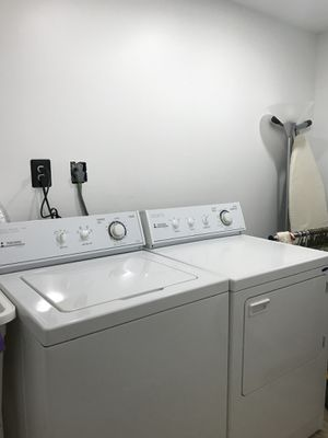 Magtag washer and dryer for Sale in Fairfax, VA