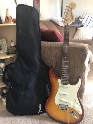 Fender Squier Stratocaster for Sale in Coldwater, MI
