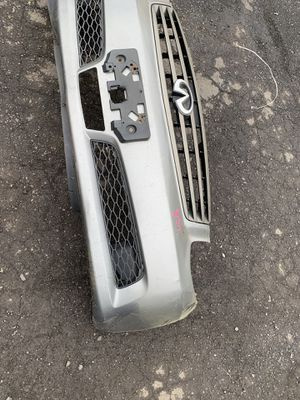 2003-2006 infinity g35 front bumper cover for Sale in Philadelphia, PA
