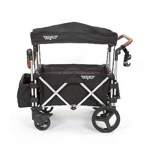 Black Keenz Stroller Wagon (Same size as Double Stroller) for Sale in Sully Station, VA