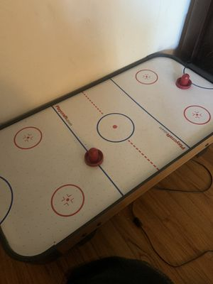Air hockey play craft sports table 18x36 inches big . for Sale in San Diego, CA
