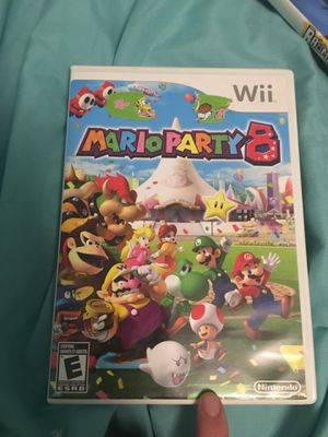 Mario Party 8 a Wii game for Sale in Tacoma, WA