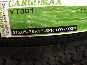 ST trailer tires for Sale in Jacksonville, FL