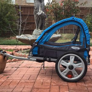 NEW gorgeous bicycle trailer for Sale in Coppell, TX