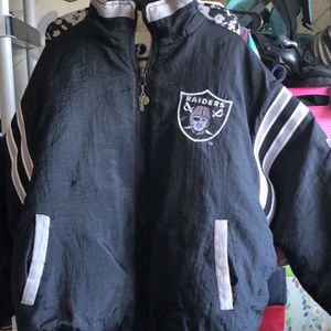 Raiders Jacket for Sale in Porterville, CA