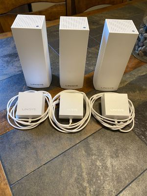 Linksys Velop Mesh Router WHW03 for Sale in Cheswick, PA