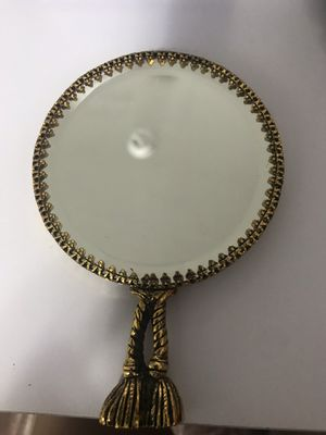 Double sided Antique Hand mirror for Sale in Inglewood, CA