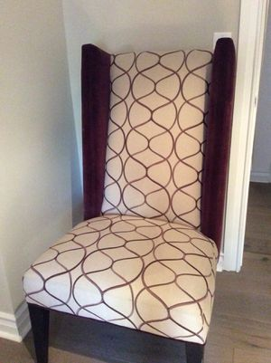 Exquisite upholstered chairs for Sale in MIDDLE CITY WEST, PA