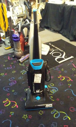 Manta oreck vacuum cleaner light like oreck or dyson for Sale in Modesto, CA