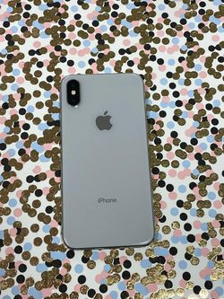Apple iPhone X Unlocked for Sale in Renton,  WA