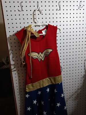 Youth Wonder Woman costume for Sale in Whittier, CA