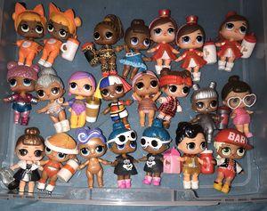 Lol surprise dolls - please read description $5-$10 each for Sale in Silver Spring, MD