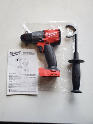"""MILWAUKEE M18 FUEL BRUSHLESS 1/2"""" HAMMER DRILL/DRIVE (TOOL ONLY) for Sale in Los Angeles, CA"""