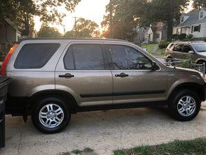 2003 Honda Cr-v for Sale in Hyattsville, MD