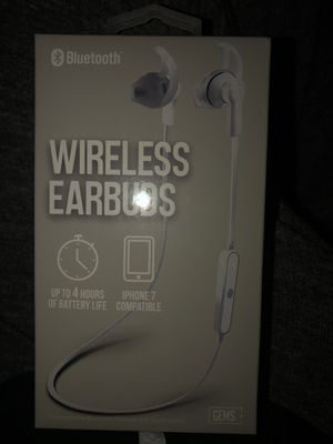 Wireless Bluetooth earbuds for Sale in Medina, OH