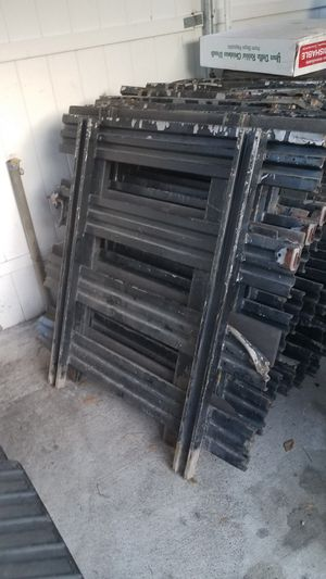Stake gates, for flatbed or stakebed for work trucks for Sale in Los Angeles, CA