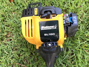 Bolens Weed Whacker BL160 25-cc 2-Cycle 16-in Straight Shaft for Sale in Riverdale, GA