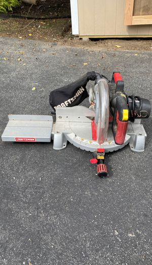 Craftsman table saw for Sale in Lawrence, MA
