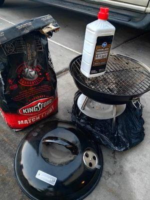 Camping grill $60 or bo for Sale in Mesa, AZ
