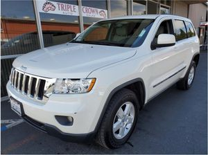 2012 Jeep Grand Cherokee for Sale in Roseville, CA