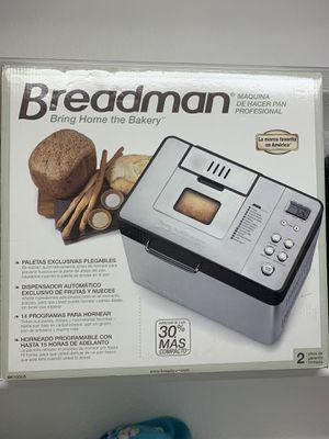 Breadman bread maker NEVER OPENED STILL SEALED! $50 for Sale in Scottsdale, AZ
