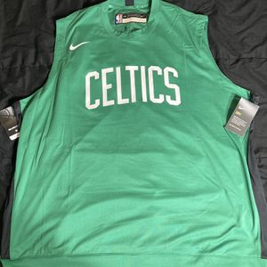Nike Boston Celtics Shooting Jersey Men Size 2XL NBA Authentic for Sale in Miami, FL