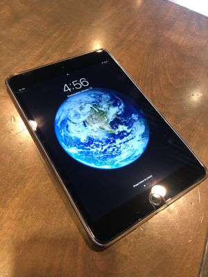 Apple IPad Mini 4th Gen(64gb) Wifi+Cellular UNLOCKED!! for Sale in Sanford, FL