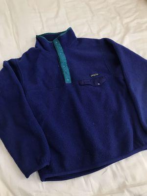 Vtg Patagonia Synchilla Snap Fleece Women's Medium for Sale in Bellingham, WA
