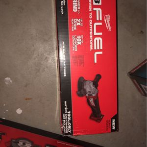 Milwaukee Fuel Grinder TOOL ONLY for Sale in Chicago, IL