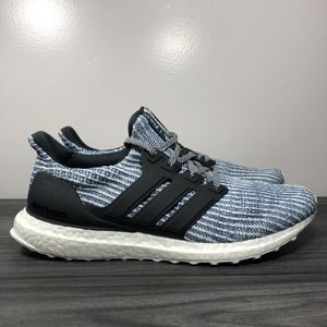 Adidas Ultra Boost 4.0 Parley White Carbon Blue for Sale in Wichita, KS