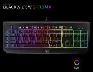 Razor Blackwidow Chroma for Sale in San Diego, CA