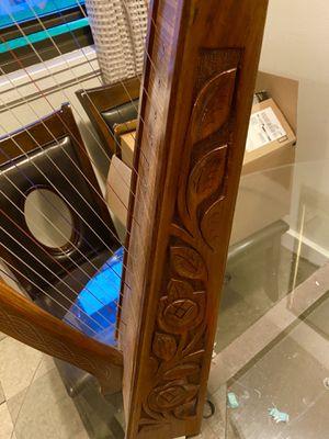 Rossenbeck pixie 19 strings harp for Sale in Arlington, MA