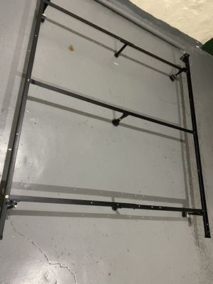 Metal Bed Frame Twin-Full-Queen Rollers for Sale in Queens, NY